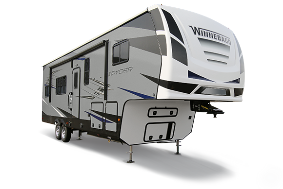 Spyder Fifth Wheel