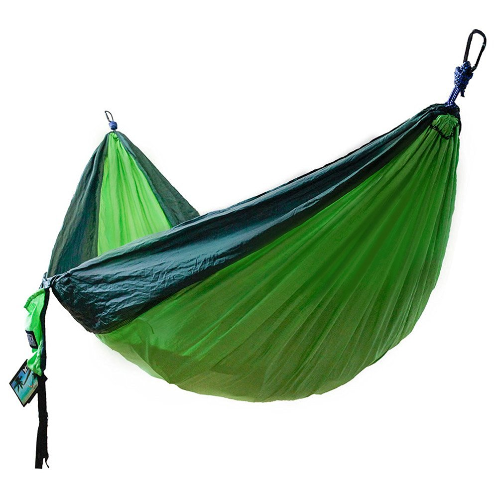 Example of packable hammock