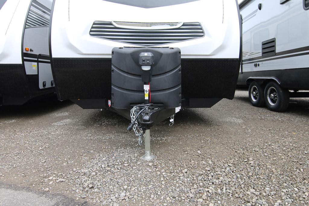Travel Trailer hitch.